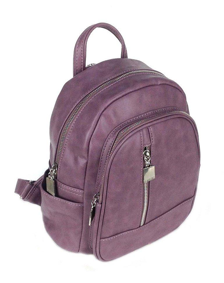 сиреневый рюкзак бренда Kenguru