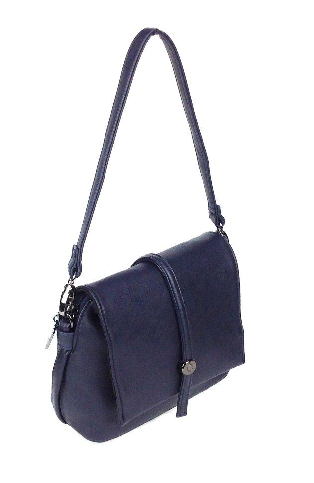 купить женскую сумку синего цвета